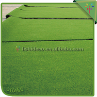 Low price Cheapest for anti-aged synthetic turf/eco-friendly pet artificial grass