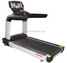 Ganas Gym Equipment Commercial Fitness Motorized Treadmill Machine with CE Certificate