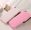 Wholesale Cute candy Color Loving Heart TPU case for iPhone 5 5S SE 6 6S 6plus 6splus