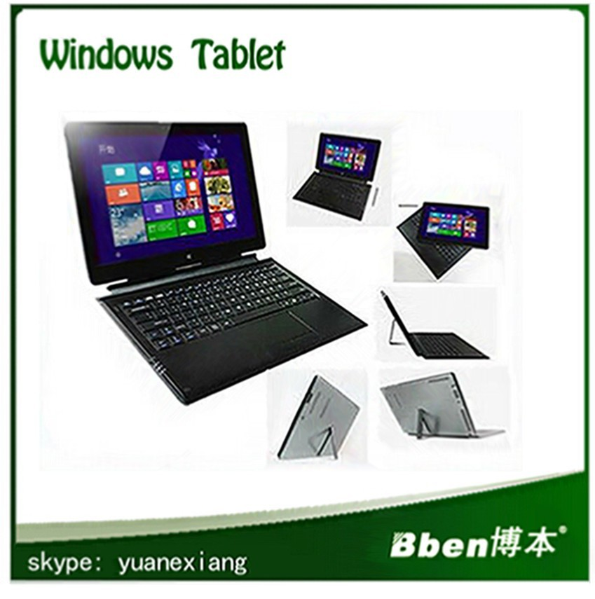 Cheapest 11.6 inch Windows 8 3G Intel core I7 Laptop Tablet pc