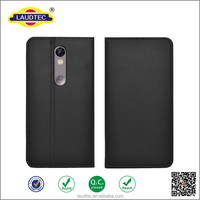 High Quality PU Leather Wallet Stand Smart Cover Case For Moto X Force