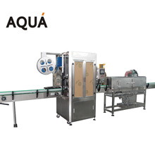 Automatic PVC Shrink Labeling Machine For Bottled Water/Juice/Carbonated Drinks