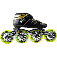 street speed race aggressive inline skate shoes RPIS0089