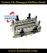 Plastic injection 12 cavity PET preform mould supplier