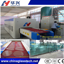 Factory Supply Site Installation Mini Glass Tempering Machine/Furnace