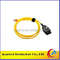 2015 hot sale ESYS 3.23.4 V50.3 Data Cable For ENET Ethernet to OBD Interface Data E-SYS ICOM Coding for F-serie