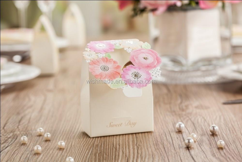 Butterfly Wedding Gift Card Box : 3d Butterfly Laser Cut Favor Box/wedding Candy Box /gift Box Cb6017 ...