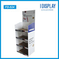 China Supplier Customized Recyclable Cardboard Display Stand