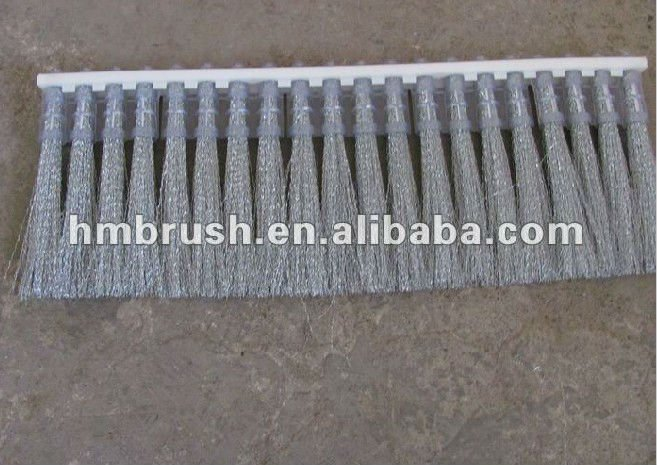 Airport Runway Sweeper Cassette Brushes
