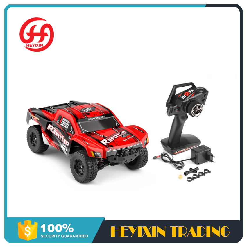 Best gift toys to boys funny cross-country rc car for wholesale