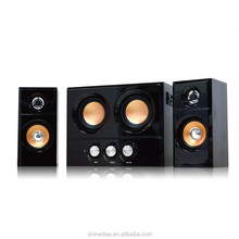 High quality Hot Selling 2.1 Home Theater Wooden Speaker Home Theater Speaker System