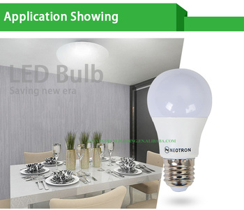 Chinese 5W fluorescent led bulb dimmable e27