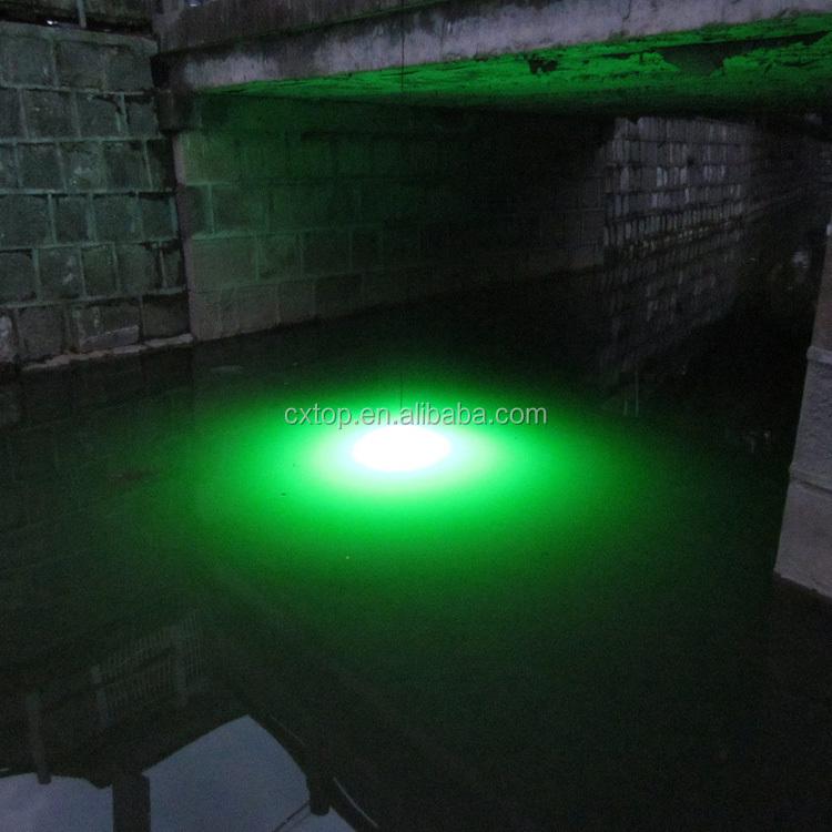 Green 12v led underwater fishing light buy green 12v led for Green led fishing lights