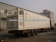 48' portable diesel fuel tanks, 110% Bunded Secondary Containment