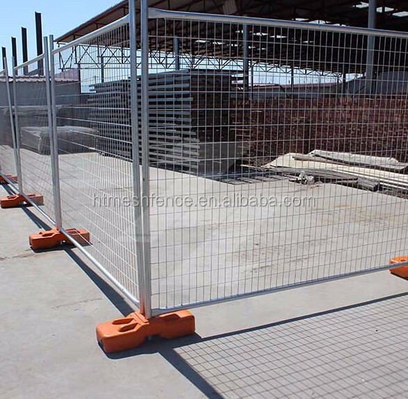 Australia standard removable 1800*2400 mm galvanized temporary fencing