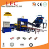 New durable concrete hollow brick and block making machine
