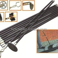 Drain Rod Cleaning Set 10 RODS