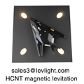 Magnetic levitation Model aircraft show made by HCNT levitation manufacture