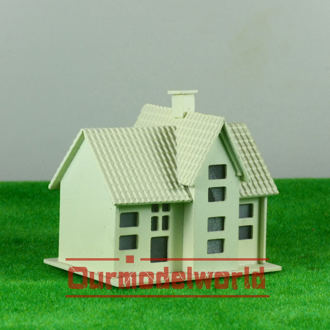 Model making houses