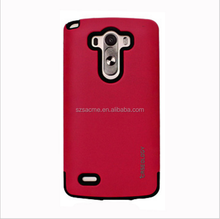 Best Selling Products Caseology Hybrid Armor Plastic Hard Shockproof Case For LG G3