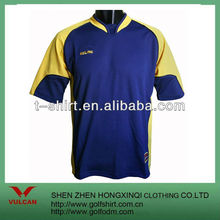Soft lightweight breathable Classic fit Soccer Jerseys