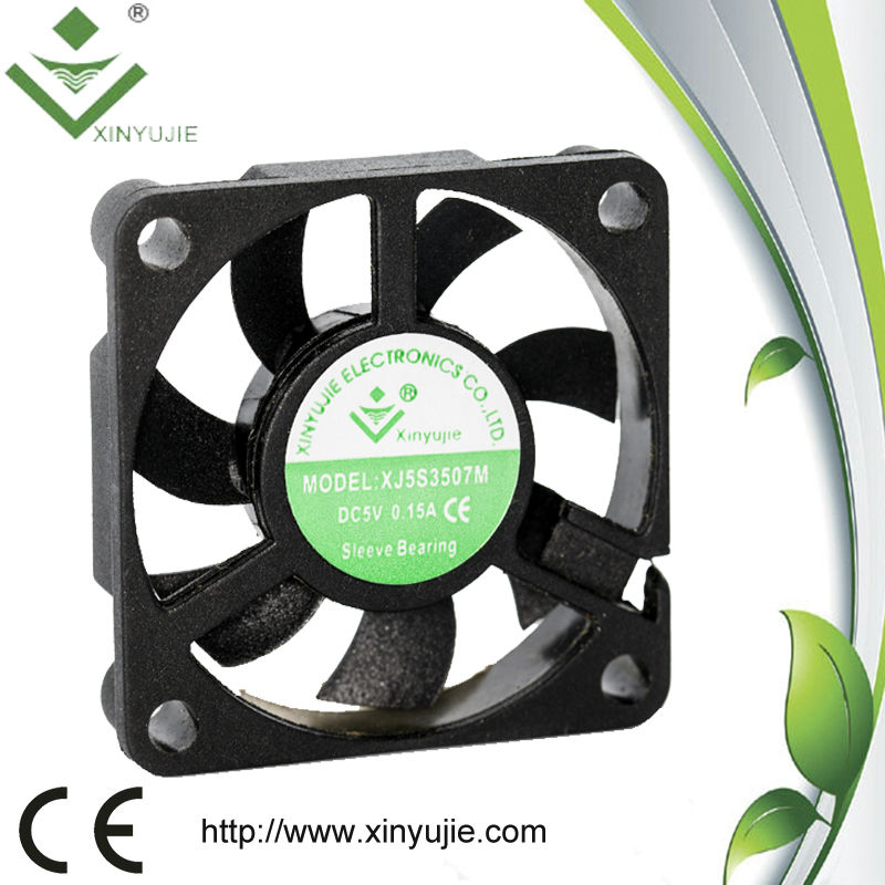 ice cooling fans 35*35*07mm small fan ,national machinery industry