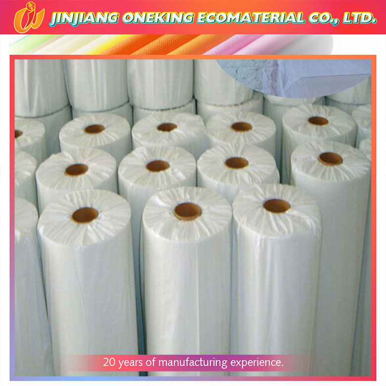 waterproof elastic agriculture nonwoven interlining fabric
