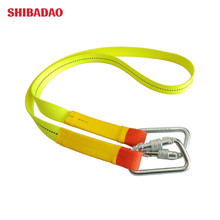 Fall Protection Double Hooks Lanyard <strong>Safety</strong> Line Rope