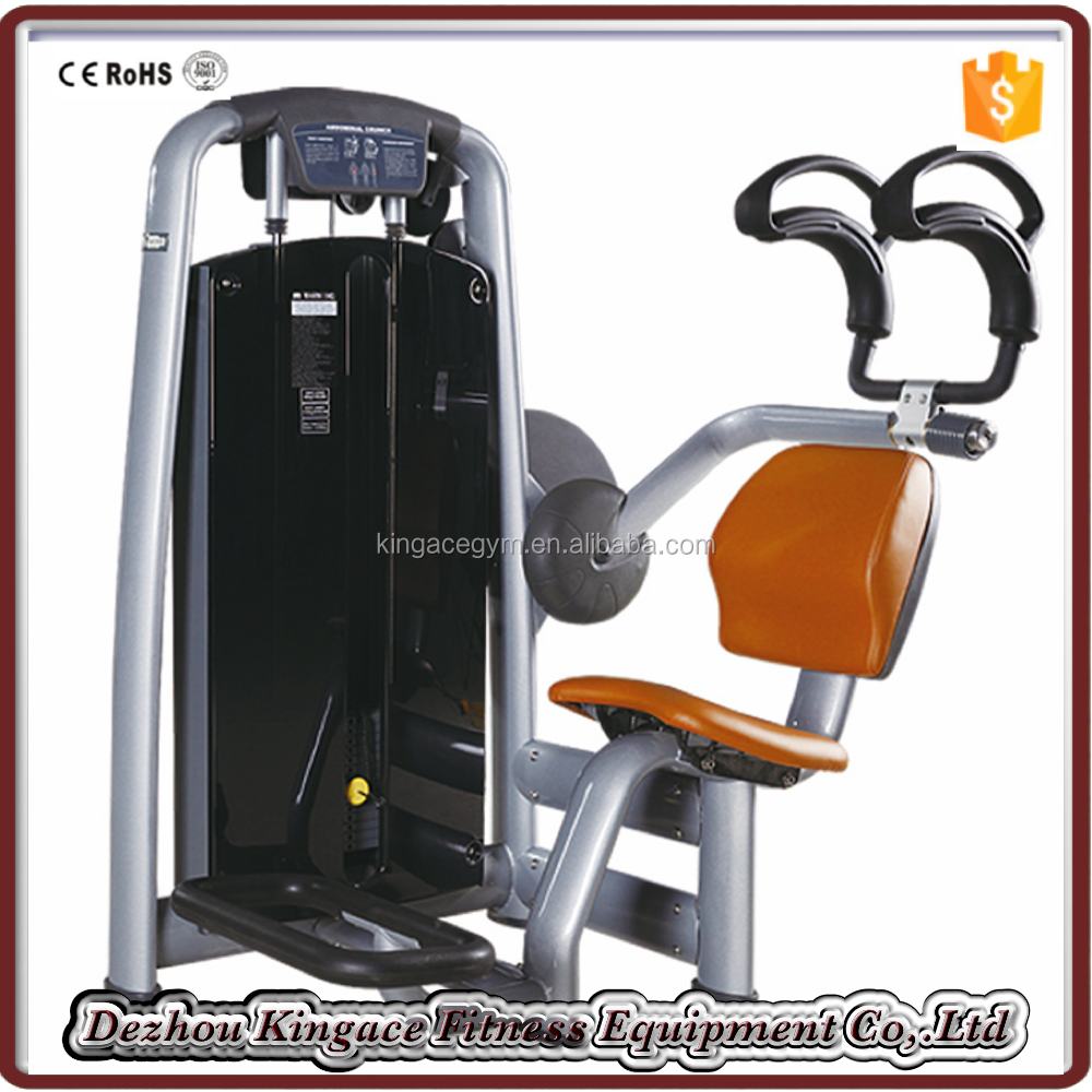 Commercial Gym Equipment Abdominal Exercise Machine