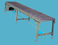 Bottom-belt Conveyors, Belt drive roller conveyor JFLY-S JFLY-M