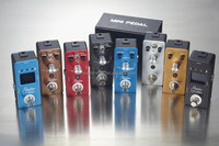2015 best selling electric guitar effects pedals