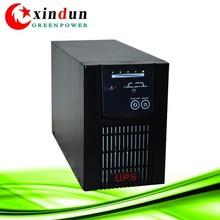 high frequency 2kw 3kw ISO CE ROHS 2kva 3kva battery backup online ups