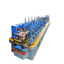 Factory directly sell steel pipe making machine, erw tube mill