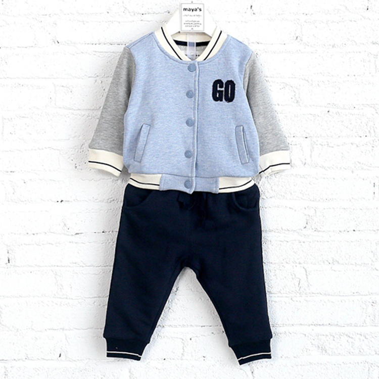 Best choice OEM new style fall design kids trendy boys clothing