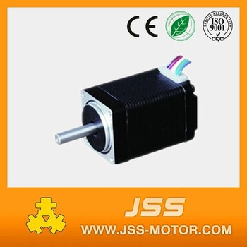 20mm 2 phase nema 8 micro stepper motor hollow shaft