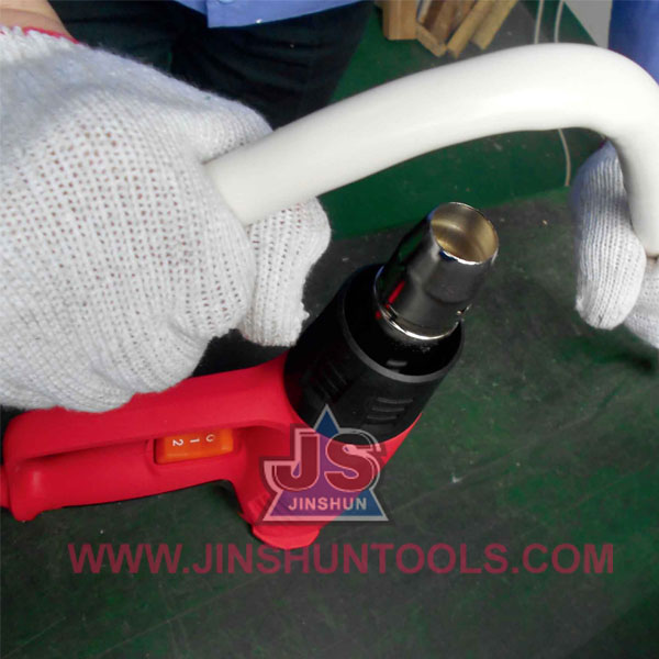 JS 2014 Professional heat gun for thawing water pipes 1600W JS-601B
