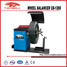 CB-1280 truck wheel balancer and tyre changer