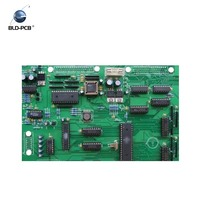 China factory manufacture am fm radio pcb circuit board, fr4 pcb