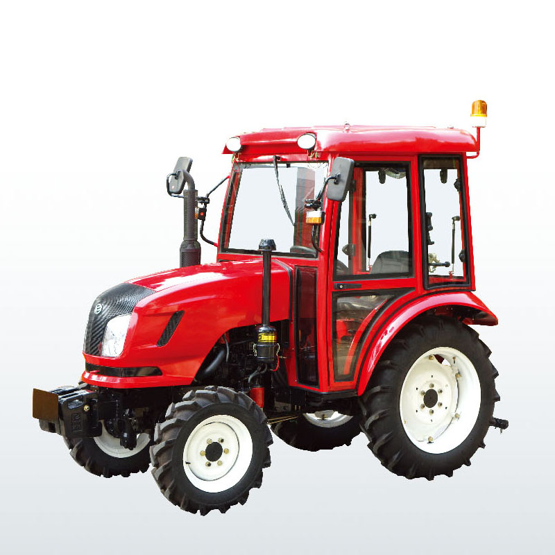Dual-stage clutch best small farm machinery agricultural tractor