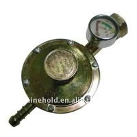 Low Pressure Regulator with guage