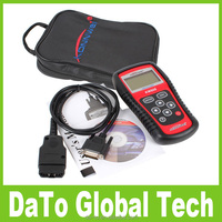 Free Shipping KW808 OBDII OBD 2 Auto Diagnostic Scanner Tool fit for Asian European Vehicle