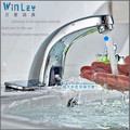 2015 CE RoHS Listed Chrome Plated Brass Basin sensor Faucet
