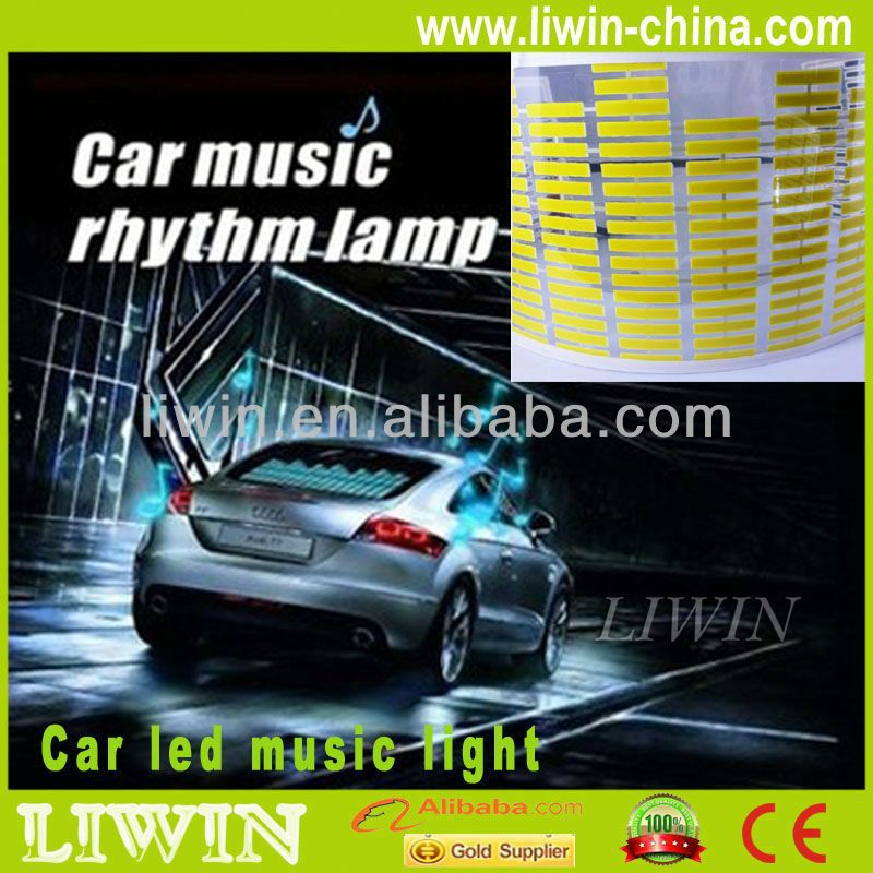 hot products to sell online musical fantasy light car music rhythm light for Universal ART modified car automobile lamp