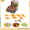 Vinyl Painting Education Dinosuar Toy With