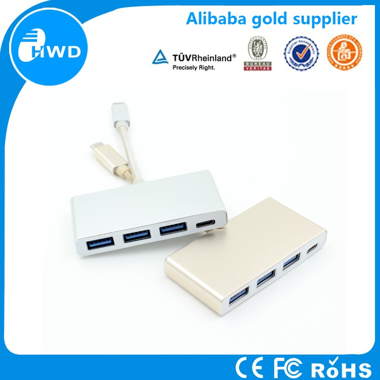 New Type C to Female Standard micro usb 3.0 connector for Macbook Chromebook