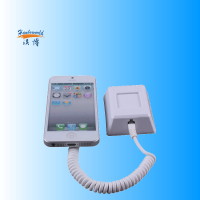 eas system ABS plastic alarm anti-theft stand for smart phones