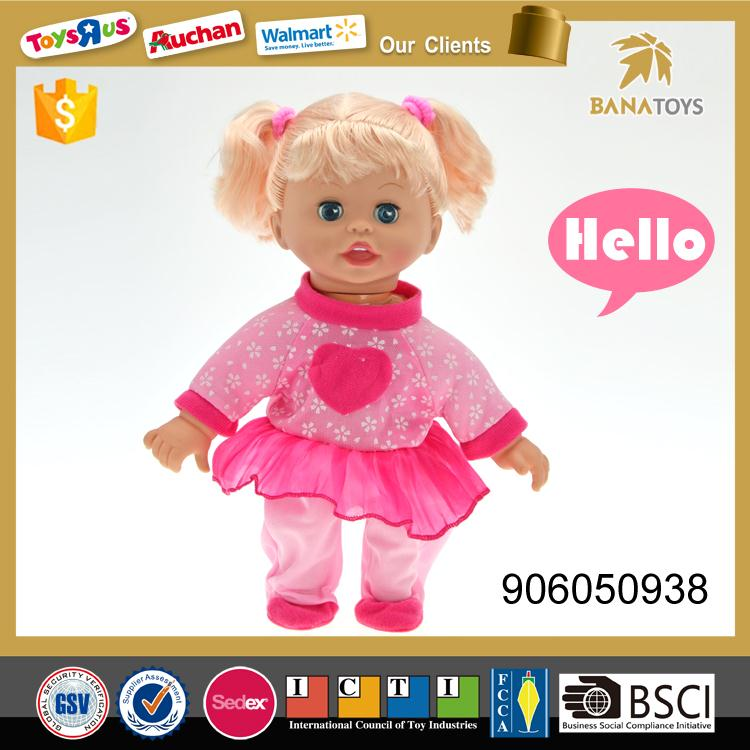 Musical baby toys singing and dancing doll