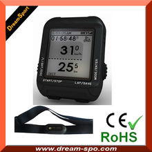 GPS Speedometer bicycle/GPS Cycle Computer/Electric bike lcd computer DCY-300