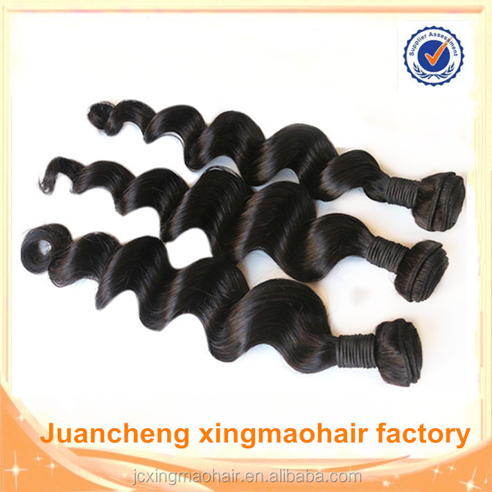 New Coming Bleached and Dyeable virgin mongolian loose wave hair