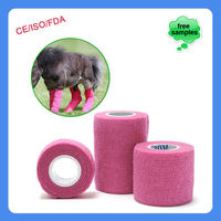 Pet Waterproof Custom Color Printed Vet Wrap